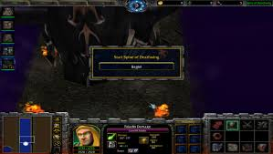 World Of Warcraft Maps by Spine Of Deathwing Warcraft Iii The Frozen Throne U003e Maps U003e Other