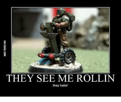 They See Me Rollin They Hatin Meme - they see me rollin they hatin they see me rollin meme on me me