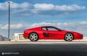 1994 512 tr for sale 1992 512tr petrolicious