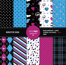 monster clipart print clipground
