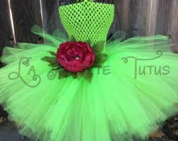 Green Tutu Halloween Costume Fairy Tutu Dress Etsy