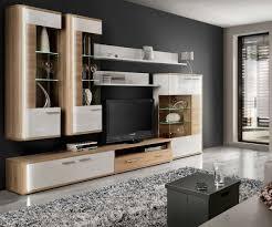 Wohnzimmerschrank Massivholz Wohnwand Holz Weis Beeindruckend Wohnwand Weis Mit Holz 42204