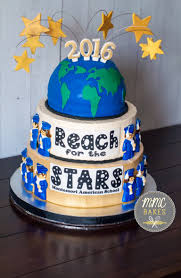 graduation cake u2013 reach for the stars u2013 mmc bakes