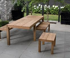 Wood Patio Furniture Plans Reclaimed Wood Patio Furniture Reclaimed Wood Outdoor Dining Table