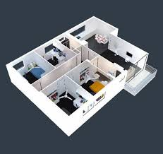 4 Bedroom Apartment by Western Sydney University Village U2013 Parramatta My Student Village