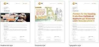 direct mail templates guidelines templates direct marketing dm nn brandportal