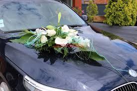 Deco Mariage Voiture by Pour Votre Mariage Au Fil Des Fleurs 51 Pargny Sur Saulx Www