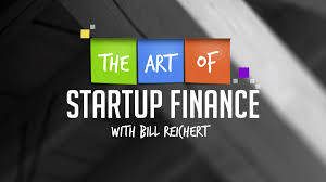 art startup the art of startup finance introduction youtube