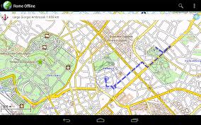 Offline Map Offline Map Rome Italy Android Apps On Google Play