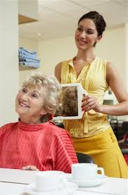old ladies hair salon beauty salon old lady stock photos page 1 masterfile