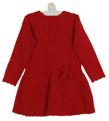 cable knit christmas louise cable knit dress for toddler cable knit
