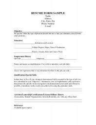 format resume in word 79 fascinating resume template word