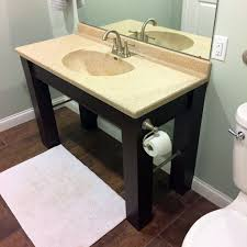 ada vanity build complete ada compliant public bathroom vanity tsc ada compliant bathroom remodel dfw improved