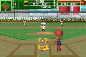 Backyard Baseball Ds Play Backyard Sports Baseball 2007 Nintendo Game Boy Advance