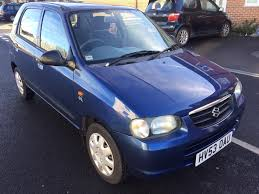 sorry sold 2003 suzuki alto gl 1 1l petrol 5door low mileage