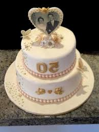 golden wedding cakes 50th wedding cakes ideas golden wedding cake decorating ideas