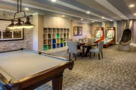 Billiard Room Decor Creating A Basement Game Room 4 Tips And 26 Examples Digsdigs