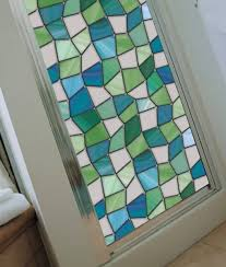 faux stained glass kitchen cabinets ideas for decorating glass cabinets in the kitchen dengarden