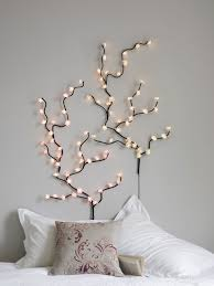 Fairy Lights For Bedroom - the use of decorative fairy lights in home interior decor design