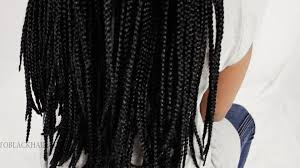 hair to use for box braids how long does it take to do box braids youtube