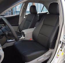 toyota leather seats toyota camry seats ebay