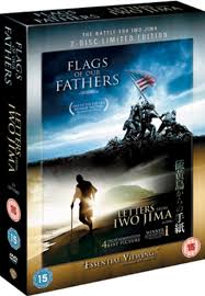 flags of our fathers letters from iwo jima dvd hmv store