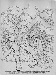 advanced dungeons u0026 dragons characters coloring book 1983 part