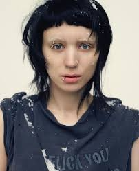 Lisbeth Salander From The With Where Juniper S Edges And Mine Become Blurred Thoughts On Fincher S