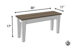 Bench Construction Plans Small Entry Bench Free Diy Plans Rogue Engineer