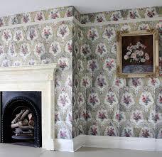 instant heritage u2014new wallpaper from deborah bowness remodelista
