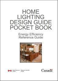 home design guide home lighting design guide pocket book resources canada