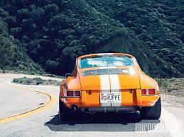 retro porsche custom 1971 porsche 911 t s t european car magazine
