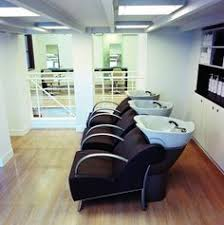 the hansen salon styling chair featured at the blade hair skin