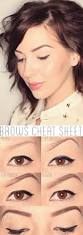 How To Color In Eyebrows Best 20 Thin Eyebrows Ideas On Pinterest Perfect Eyebrow Shape