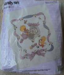 janlynn baby sted cross stitch quilt kit 023 0188