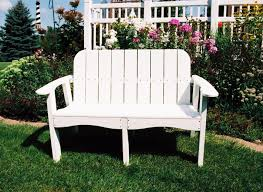 ikea planters bench white garden benches vineyard recycled plastic garden