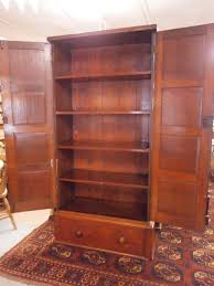 edwardian oak kitchen larder cupboard antiques atlas