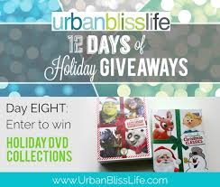 12 days of giveaways day 8 dvd collections