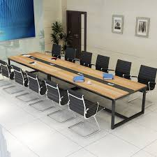 10 seater conference table cheap price factory direct metal legs oem 10 seater conference table