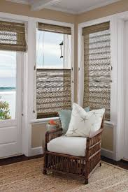 window window blinds costco with white corner chair and cushions