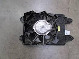 ferrari f430 lh left radiator electric cooling fan wo resistor