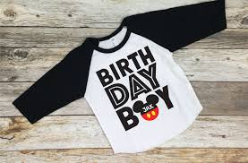 mickey mouse birthday shirt mickey mouse birthday shirt birthday boy mickey mouse shirt