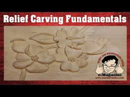 Wood Carving For Beginners by 6 Fundamental Rules Every Beginning Wood Carver Should Know
