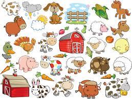 cartoon animals vector free download cartoon chartacters