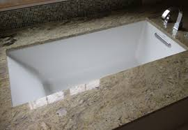 Tiling Around Bathtub Winter Construction Bathroom Remodeling In Gig Harbor And