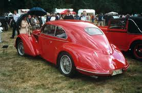 vintage alfa romeo 6c coachbuild com carrozzeria touring alfa romeo 6c 2300b mille
