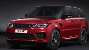 tan range rover 2018 range rover sport debuts plug in hybrid more powerful svr