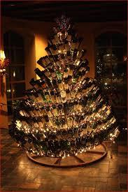 tree wine rack decore