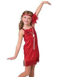 vintage dancer flapper costume 12months 5t halloween pageant