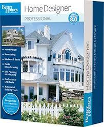 Amazoncom Better Homes And Gardens Home Designer Pro  OLD - Professional home designer